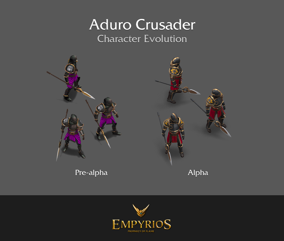 Aduro Crusader Evolution