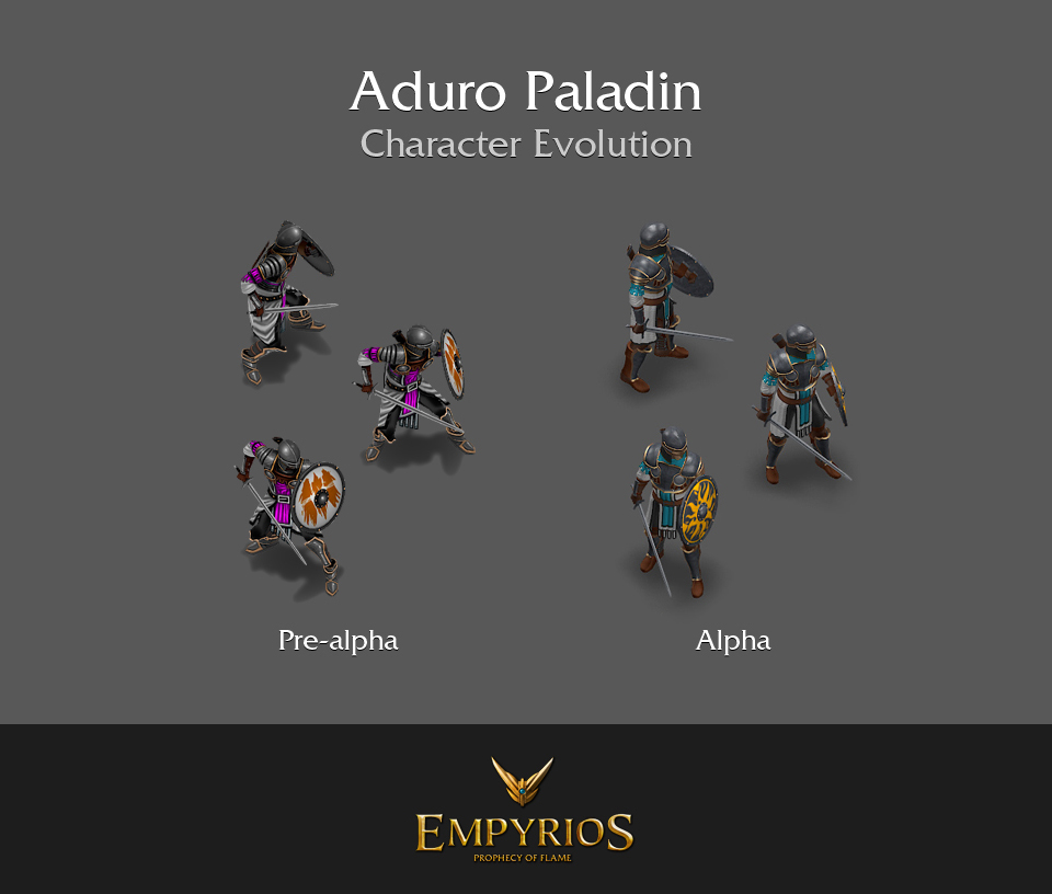 Aduro Paladin Evolution
